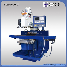 Universal Knee type turret small cnc milling machine XK6330