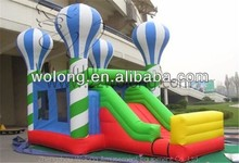 Popular adult bounce house, inflatable jumping games