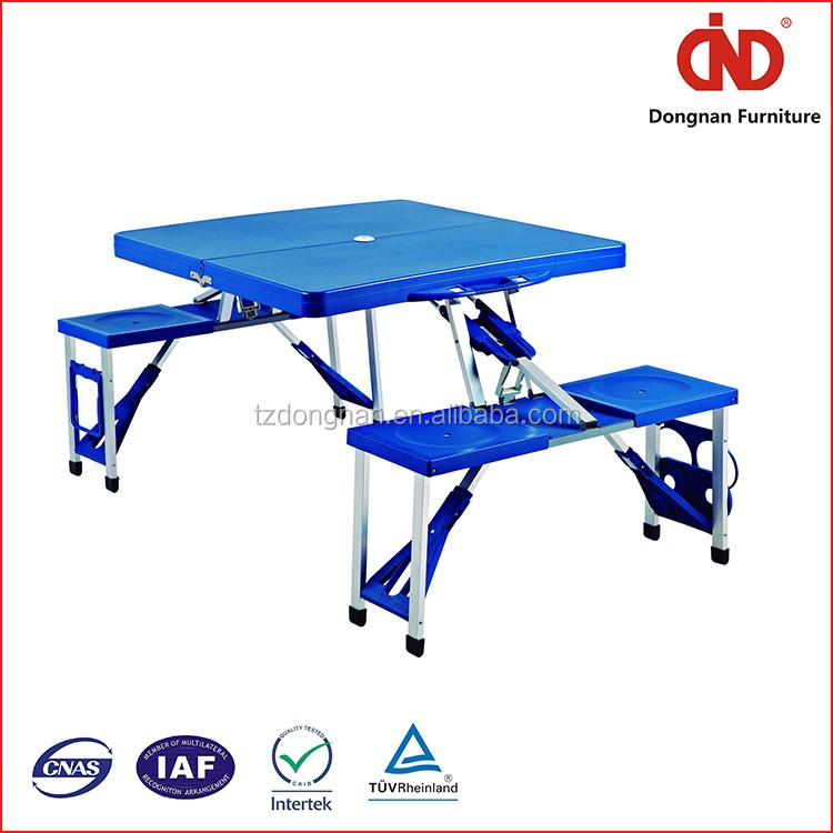 customized widely used 6ft foldable outdoor table