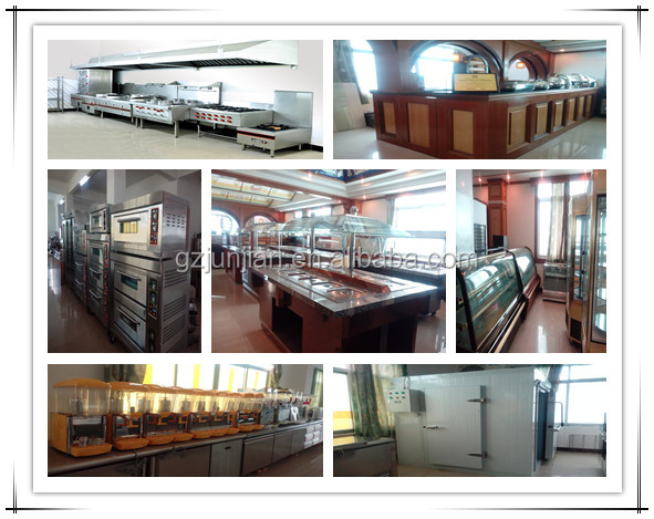 aluminum alloy cake showcase for cake shop equipment