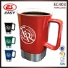 Wholesale high quality made in China 16oz tall ceramic coffee mug for sale