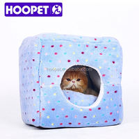 Magic box luxury dog kennel soft pet dog house