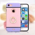 2 in 1 PC TPU Combo Back Cover Case For Iphone 6 Plus Wholesale Hybrid Back Cover Case For Iphone 6 Plus Armor Case Cover