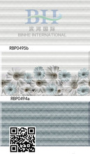 300x600 ceramic wall tile , bathroom design 3D inkjet ceramic wall tile export to pakistan