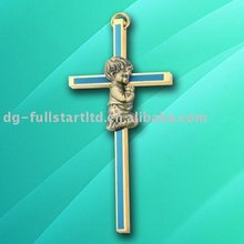 Jesus crucifix metal cross factory discount whole sale