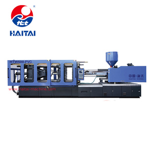 HTW500PVC alibaba express pvc air blowing injection shoe molding machine