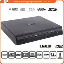 Channel 2.1 add USB port DVD player