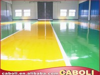 Caboli Epoxy Resin Smooth Fast Dry Floor Paint