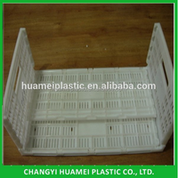 Made in China folding crate for egg transport