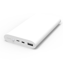20000mAh Li-polymer battery universal power bank, USB-C power bank, 2.4A fast charging power bank