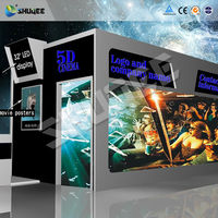 2014 new 6D rider cinema cabin 5D movie theater for fun