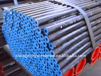 100% seamless carbon steel pipe or tube