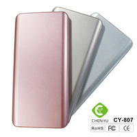 High quality portable power bank 7000 mAh usb charger extermal battery pack for mobile phone
