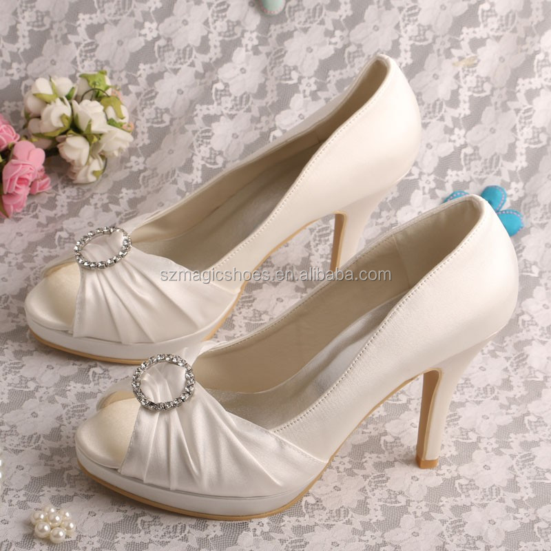 Stiletto Prom Shoes Bridal