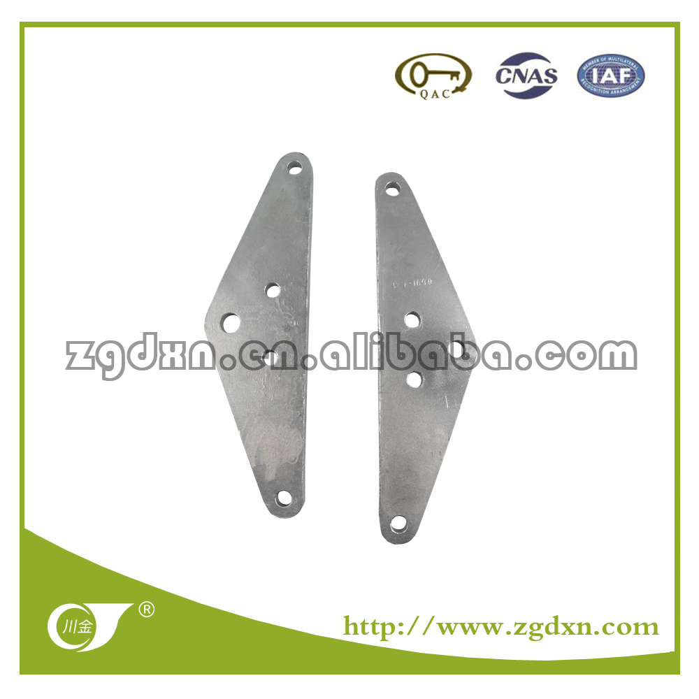 2017 Made in Sichuan L Type Yoke Plate for Overhead Electric Hardware Accessories