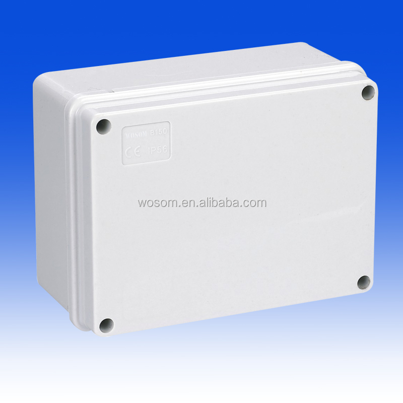 IP56 abs Terminal box waterproof junction box 150x110x70