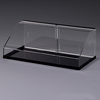 food safety quality acrylic pastry display tray shelf