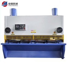 8 2500mm NC hydraulic sheet metal shearing machine for sale