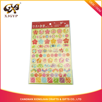 custom printed decorative paper washi stickers environmental safety