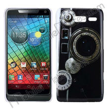 Smooth Oil Coated Hard Case Cover for Motorola RAZR M XT890 XT907, cheap mobile phone cases from China