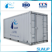 300tpd containerized seawater desalination plant for boat