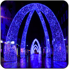 Ip65 Waterproof Outdoor Led Christmas Light Arch