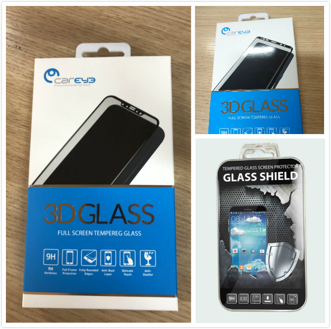 3D curved resin edge tempered glass screen protector for iPhone X/XS/XR/ XS max, for iPhone screen protector