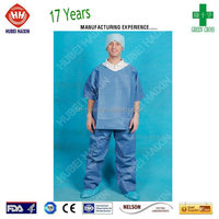 Disposable PP Pajamas For Hospital