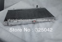 Special price radiator For TOYOTA landcruiser HZJ78 HZJ79 01-07 aluminum radiator