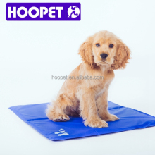 HOOPET blue summer cooling mat for pet dog