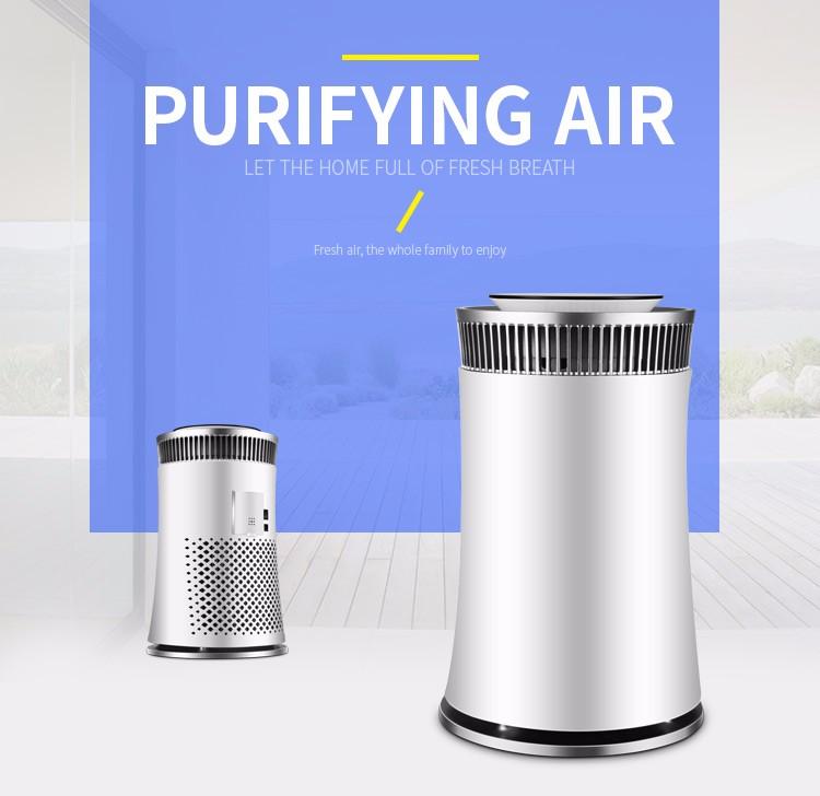 en gros de table purificateur d 39 air uv lumi re hepa filtre purificateur. Black Bedroom Furniture Sets. Home Design Ideas