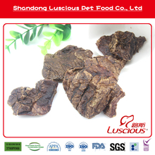 Dried Beef Lung Adult Dog Bulk Food