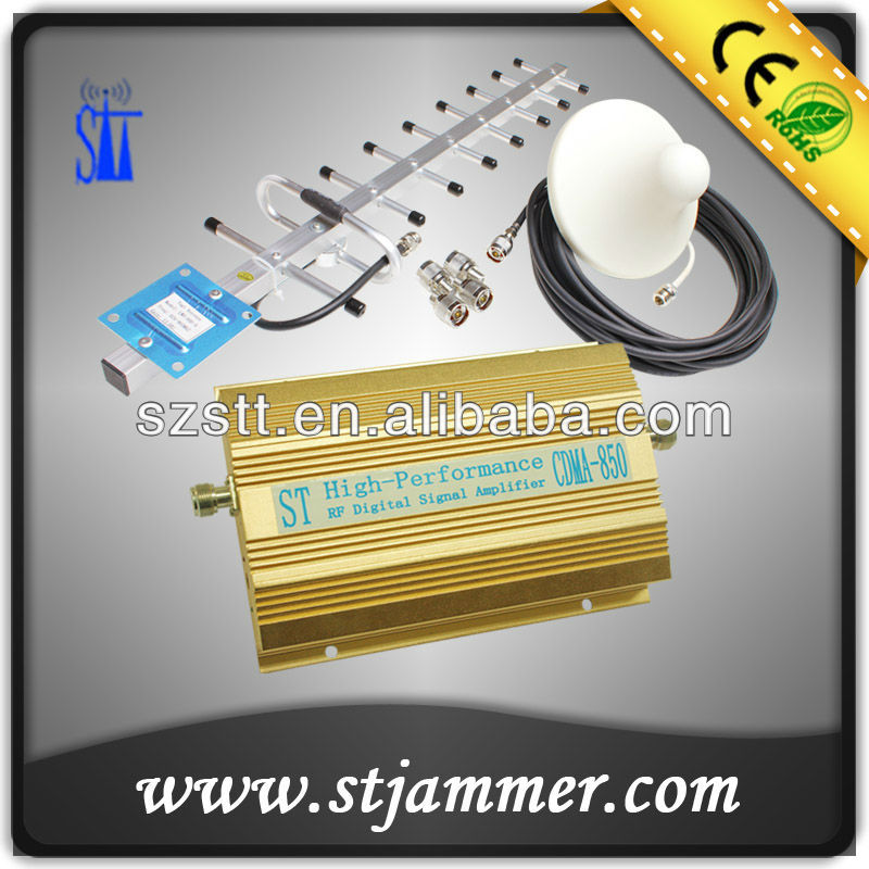 Wireless RF CDMA Mobile Signal Repeater, wireless router repeater CDMA 850 cell phone booster
