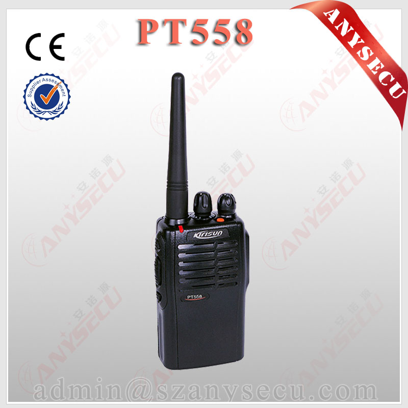 UHF band <strong>mobile</strong> PT558 Two Way Radios