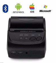 Portable Mini 58mm Bluetooth Wireless Pocket Mobile POS Thermal Receipt Printer