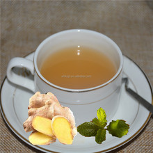 Traditional Medicinals Organic Ginger Tea Granules Herbal Wrapped Mint Ginger Tea