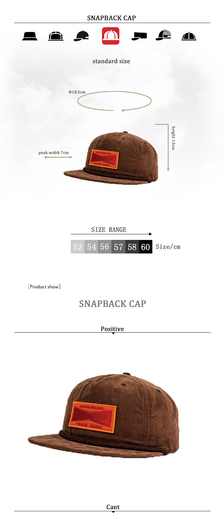 Best Selling 5 Panel Snapback Cap With Collage Embroidery Flat Caps