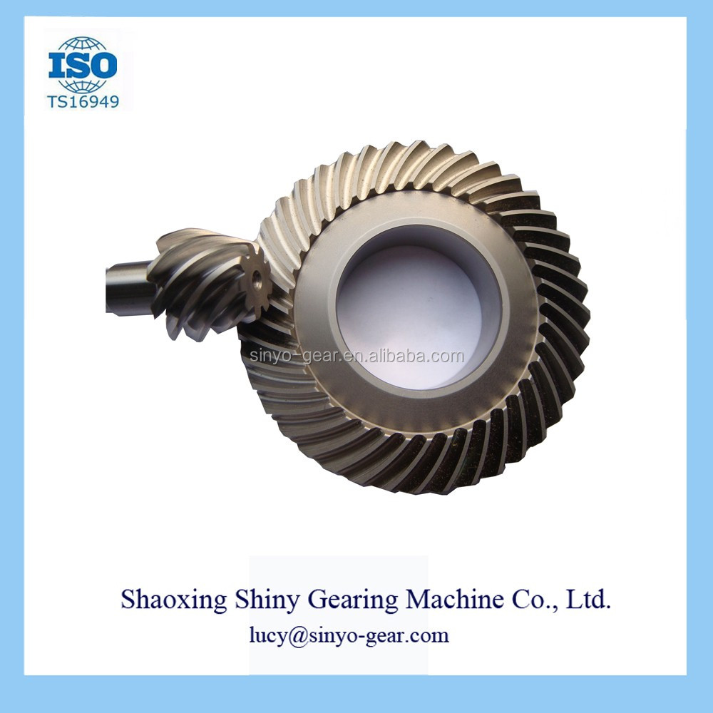 Factory OEM Speed Reducer Bevel Gear Machine