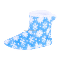 Charming flexible italian winter shoes women girl boots cheap indoor snow boots