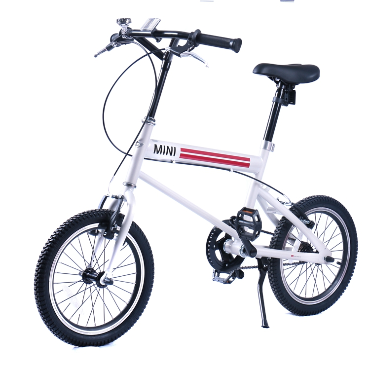 Cheap Mini Velo Bike In Black 16 Inch