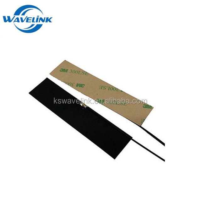 80*22MM Flexible <strong>GSM</strong> 3G 4G LTE PCB Antenna Internal 4G FPC Antenna With IPEX MHF4 0.81 Wire