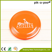 Pet Dog Cat Play Treat Training Tool Non-Toxic Pet Frisbee Toy