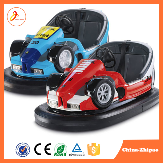 theme park amusement ride fashion hight technology 30 years experienced no skyline bumper car kid adults sale bumper car