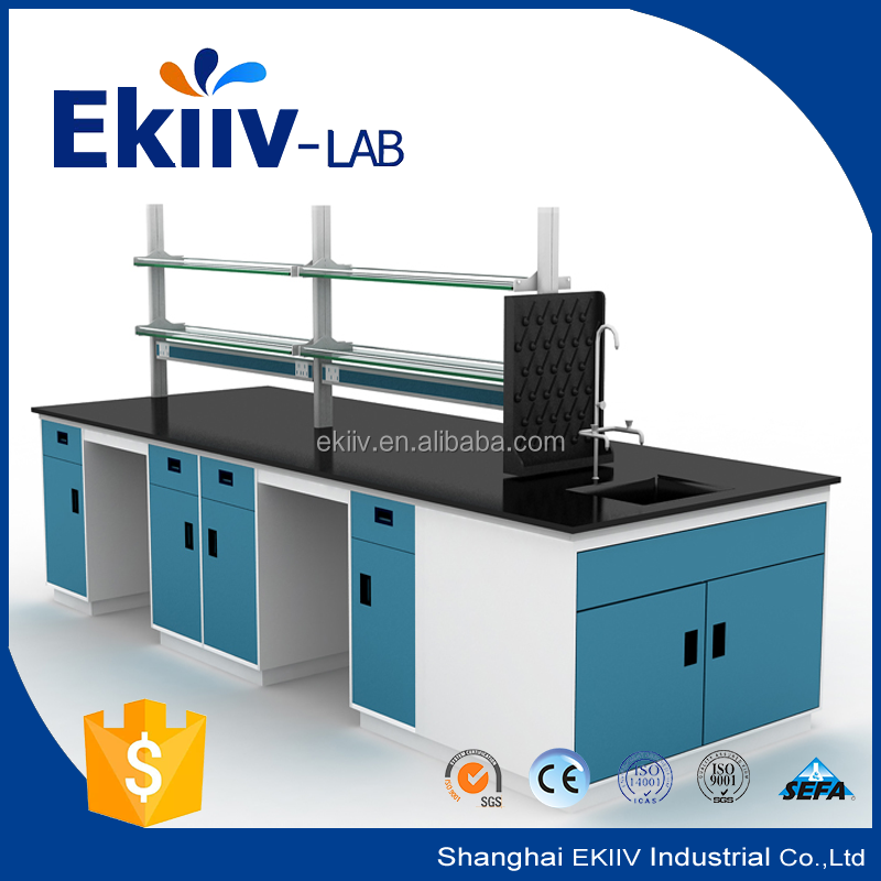 Phenolic epoxy resin pro lab top table work bench laboratory furniture