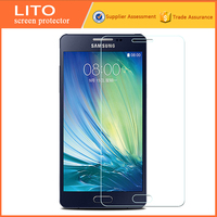 Guangzhou Manufactur High Transparent cell phone tempered glass screen protector for samsung galaxy a5