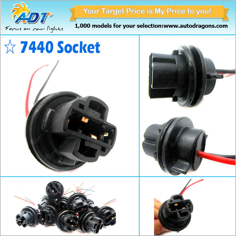 T w auto led bulb socket buy