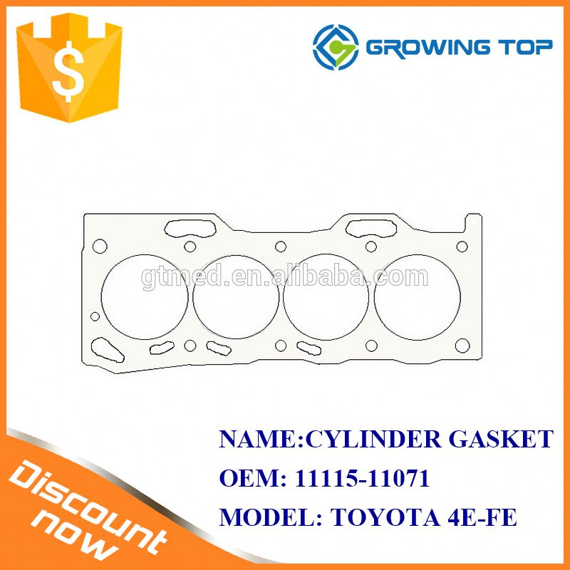 Best Selling 11115-11071 Gasket Head for toyota