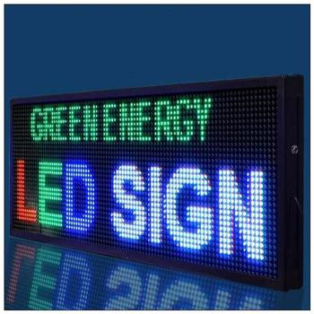 Electronic Message Reader Board P10 Led Display Module