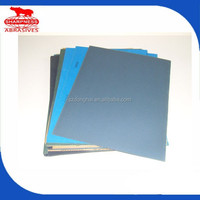 HD167 colored waterproof glass sand paper