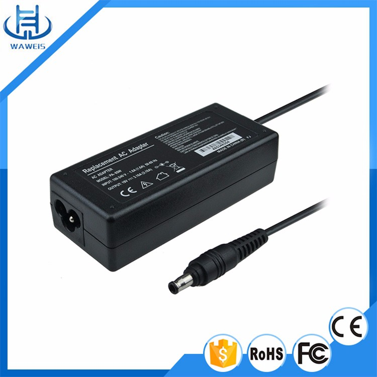 Computer accessories dubai adapter for samsung 60W 19V 3.16A power supply